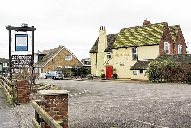 Micro Pub plan for Thorngumbald