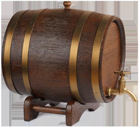 Micropub beer barrel
