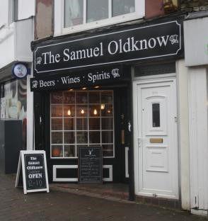 The Samuel Oldknow Micropub – Insurance Claim Case Study by M Maynell