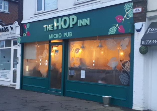 New Micropub opens in Hornchurch